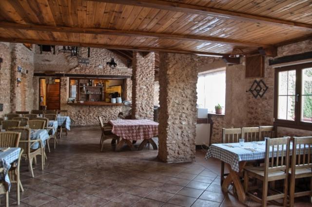 """Cafeteria. Complejo Turístico Rural """"El Romeral"""""""